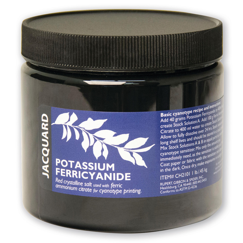 Potassium Ferricyanide (4oz)