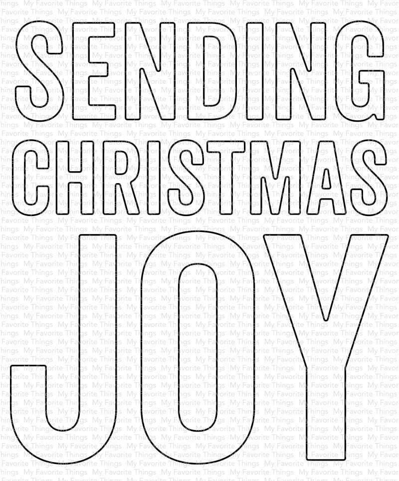Die, Sending Christmas Joy