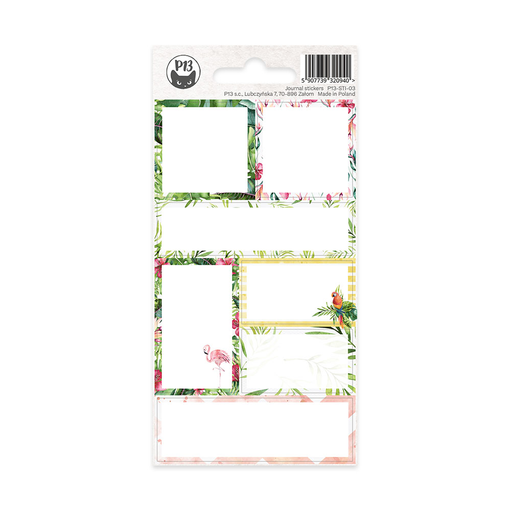 Journal Sticker Sheet 03