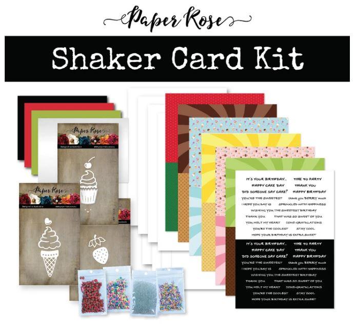 Cardmaking Kit, Shaker