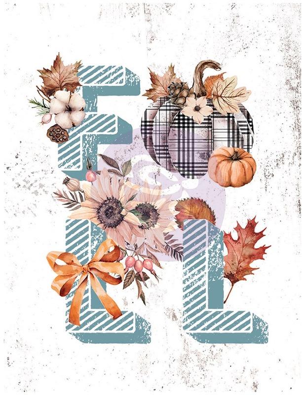 3X4 Journaling Cards, Pumpkin & Spice