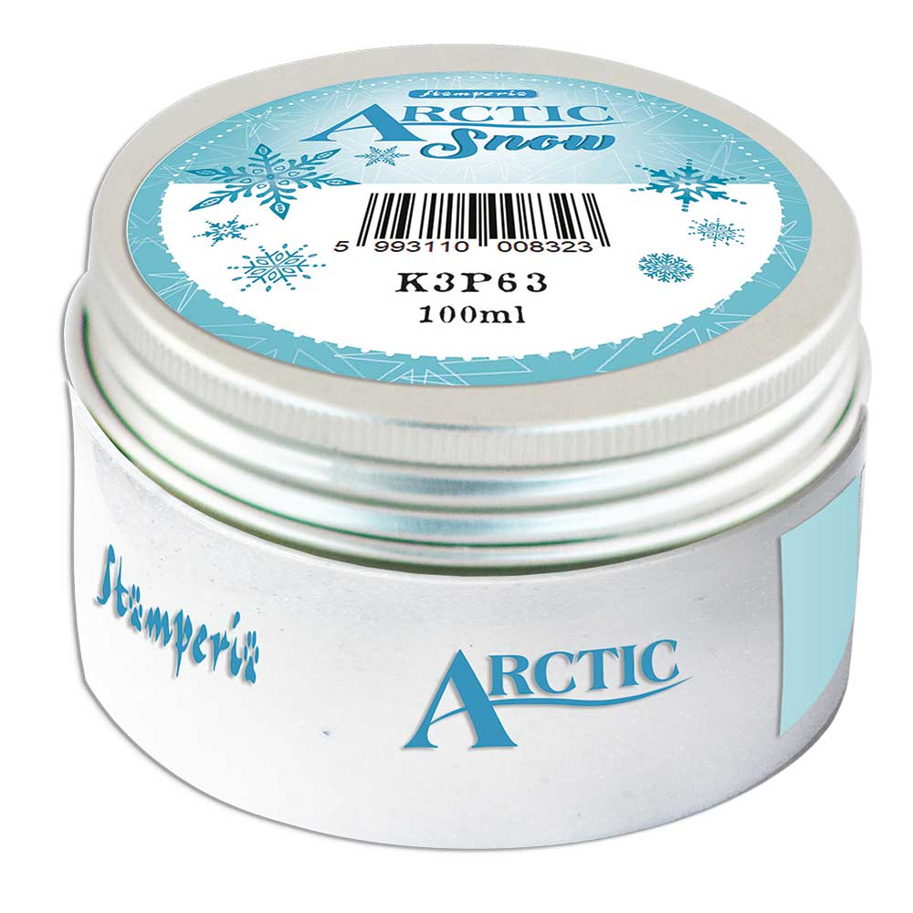 Arctic Snow, White (100ml)