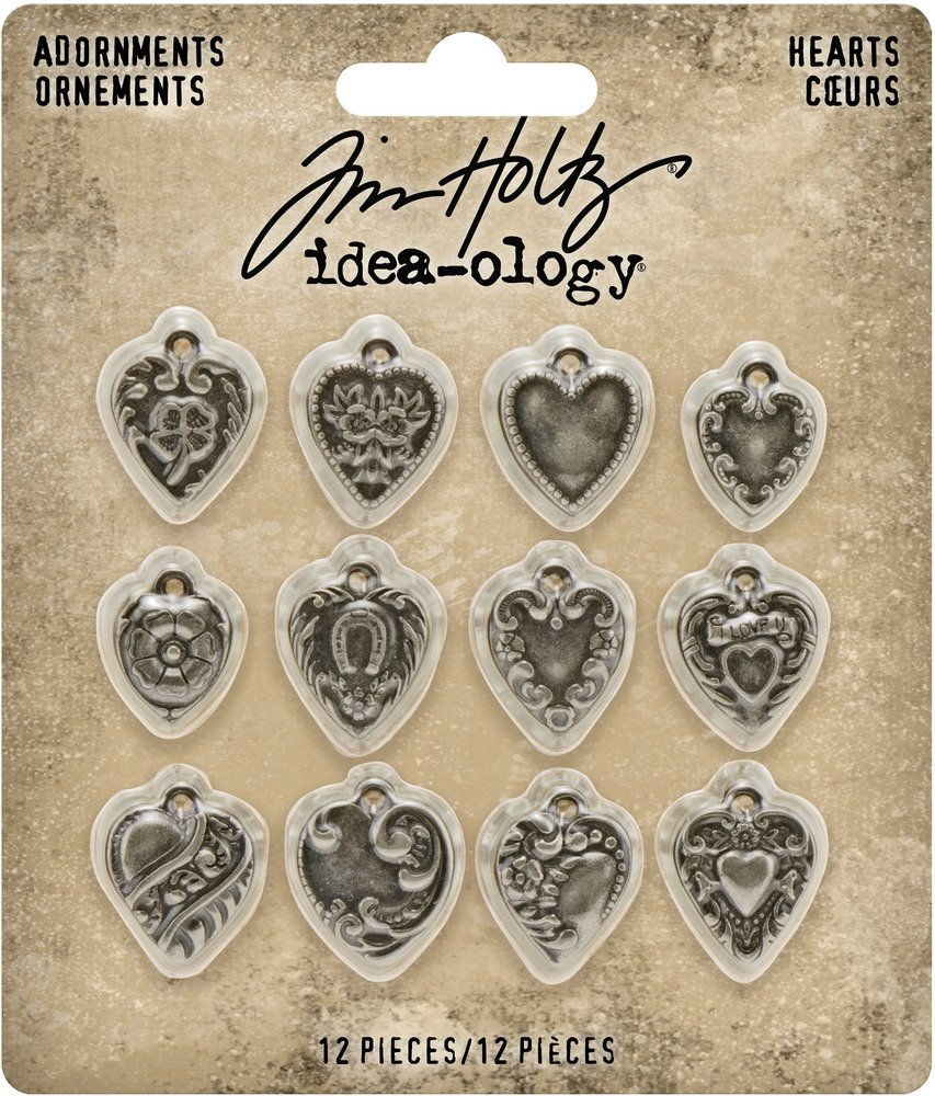 Adornments, Hearts (2021)