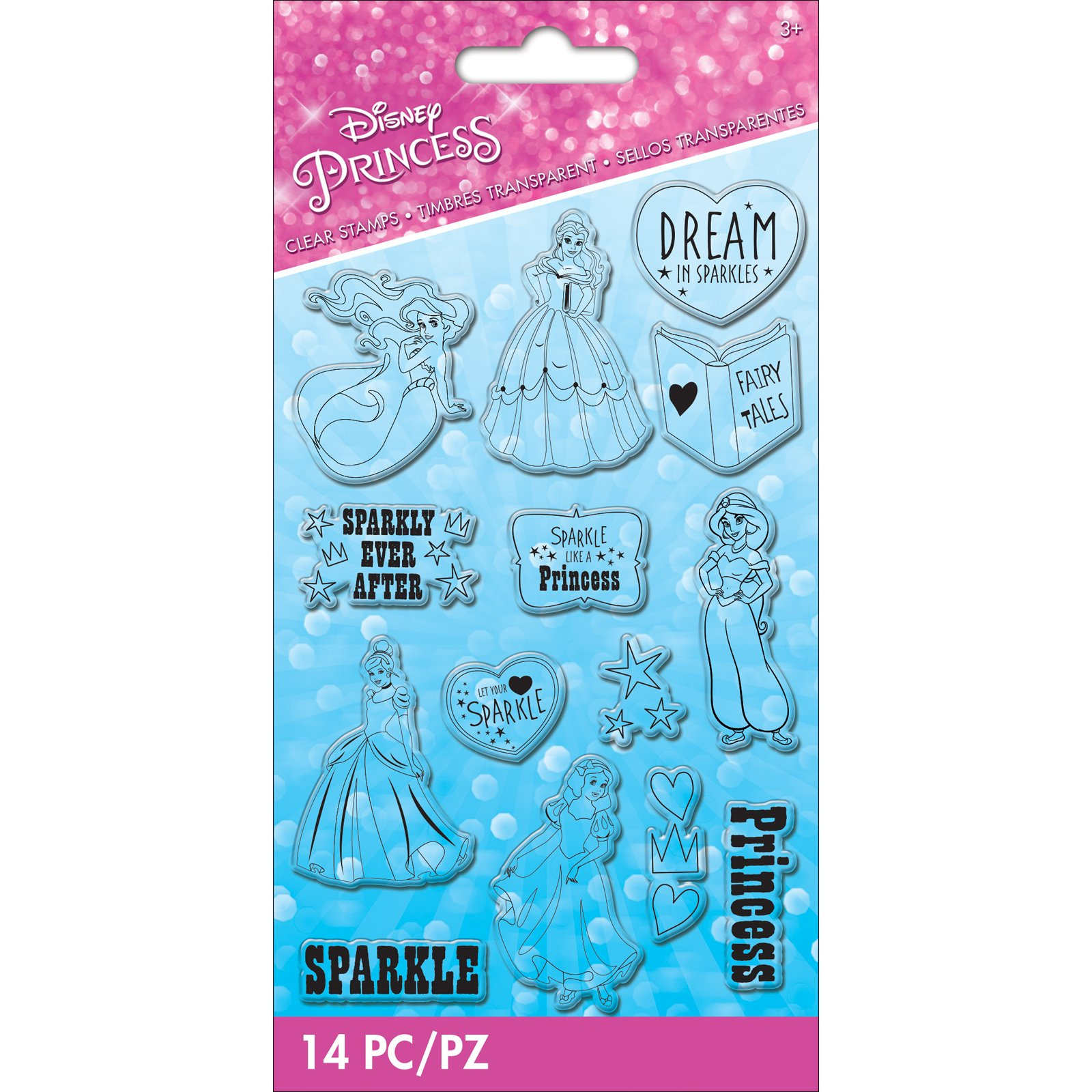 Clear Stamp, Princess