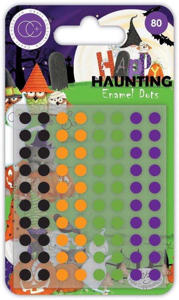 Enamel Dots, Happy Haunting