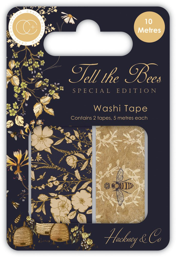 Washi Tape, Tell the Bees *Special Edition*