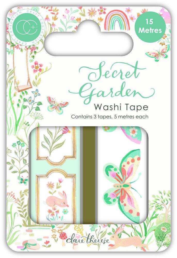 Washi Tape, Secret Garden