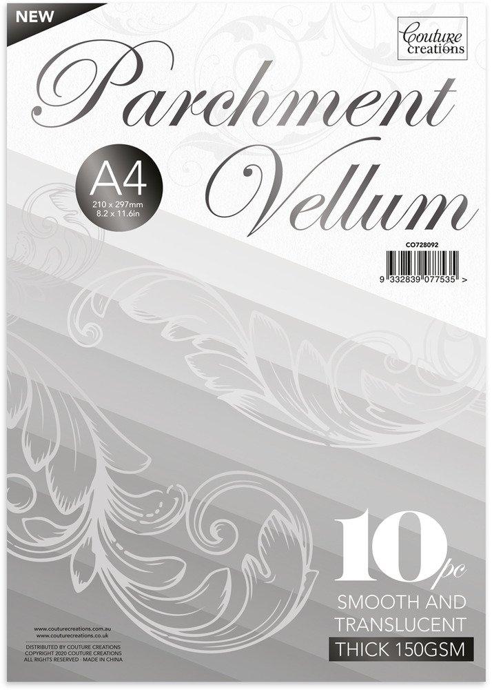 A4 Parchment Vellum, 150gsm