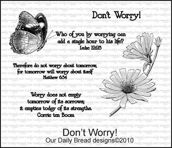Stamp, Don't Worry