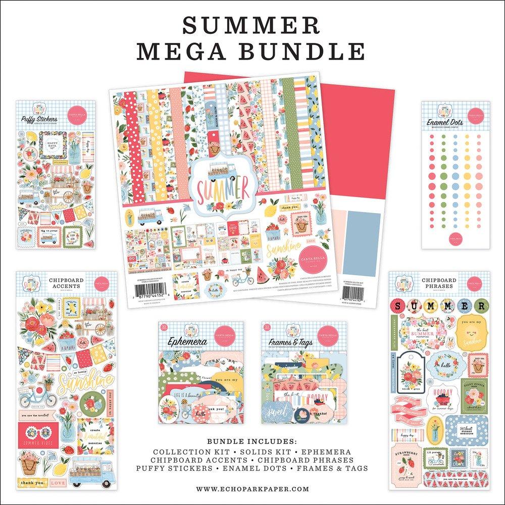 Mega Bundle, Summer