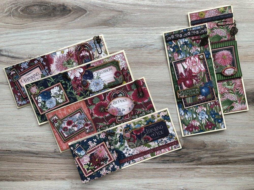 G45 Card Club Kit, Vol 02 February 2021 (Blossom)