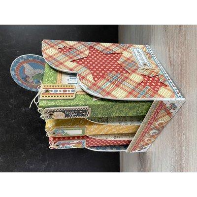 Bookcase & Brag Book Set