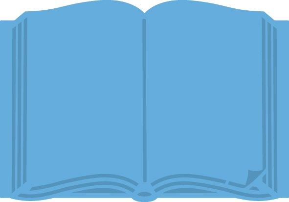 Creatables Die, Open Book
