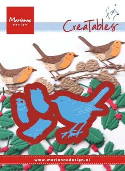 Creatables Die, Red Robin