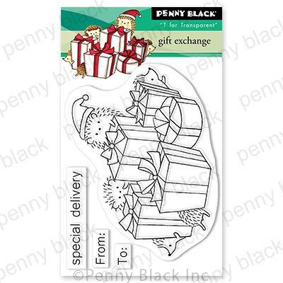 Clear Stamp, Gift Exchange