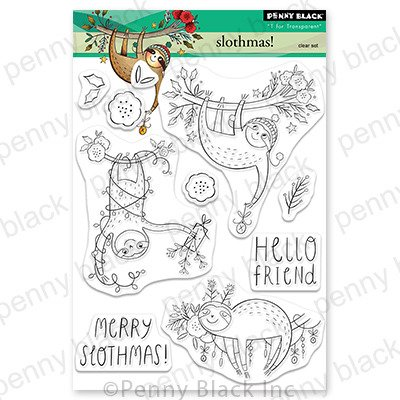 Clear Stamp, Slothmas