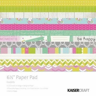 Confetti Paper Pad