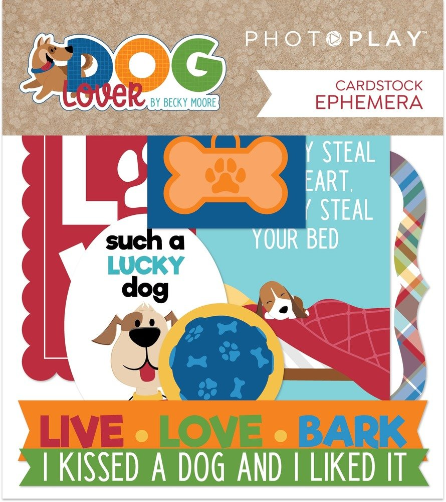 Ephemera, Dog Lover