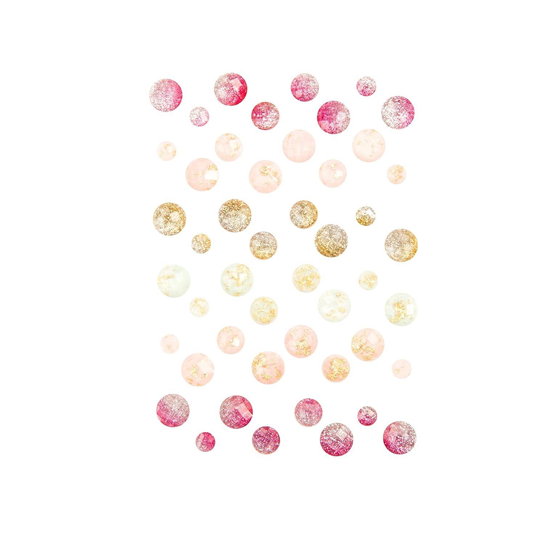 Misty Rose SIIC, Multicolored Embellishments