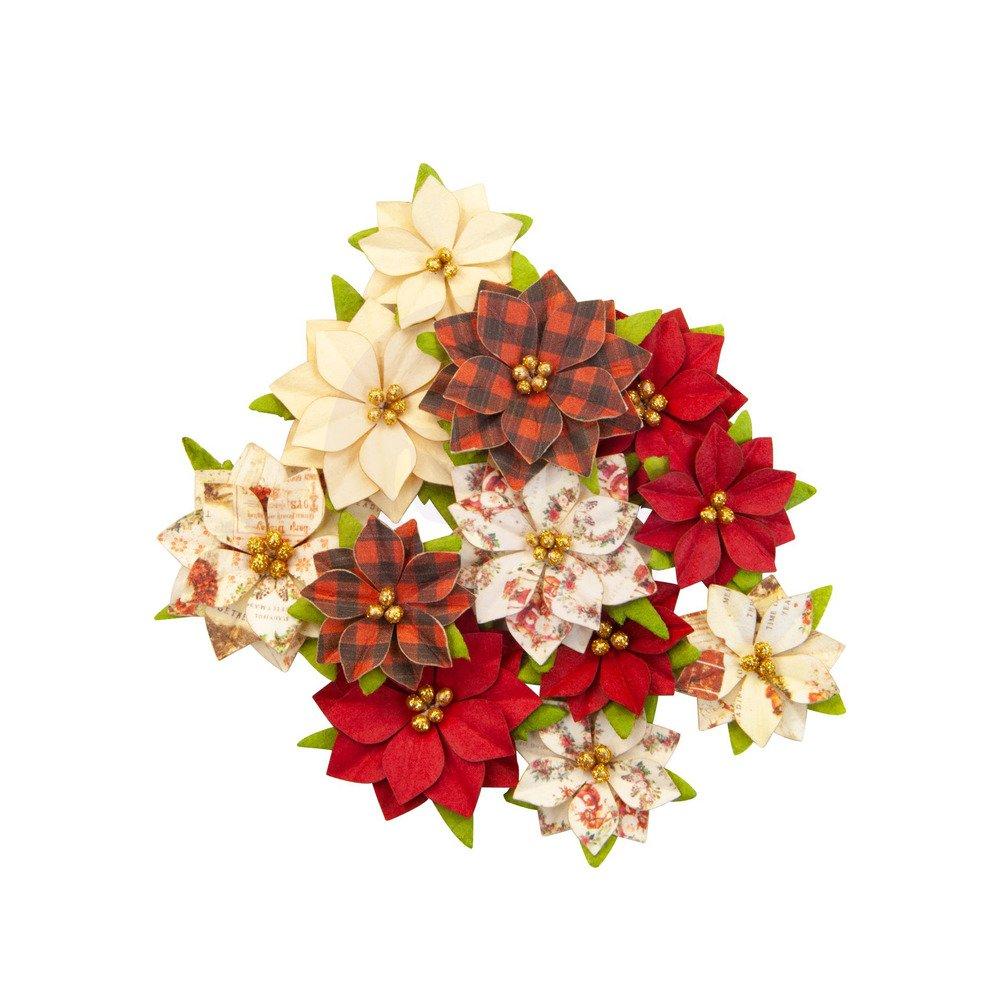 Flowers, Christmas In The Country - Sugarplum
