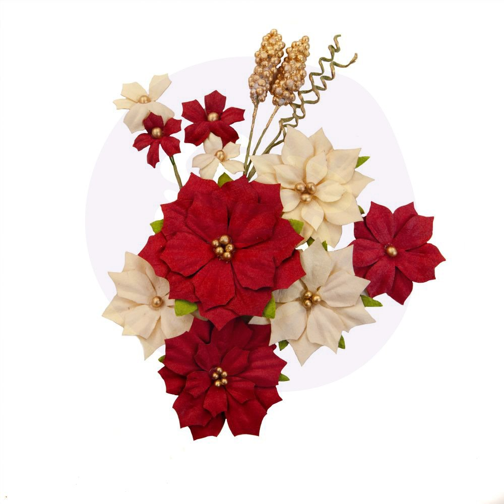 Flowers, Christmas In The Country - Joyful
