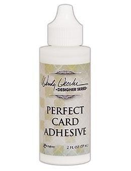 Perfect Card Adhesive (2 Oz. Fine Tip Applicator)