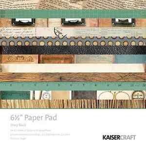 Kaisercraft Paper Pad 6.5X6.5 40/Pkg  Story Book