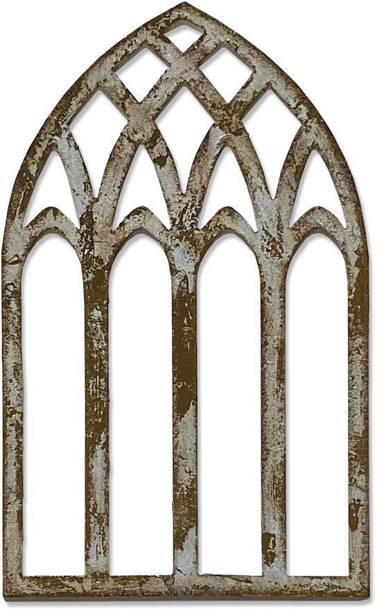 Bigz Die, Cathedral Window