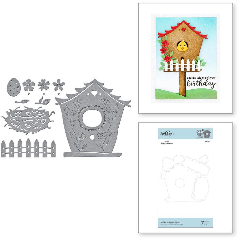 Die, Birdhouses Through the Seasons - Build a Spring Birdhouse
