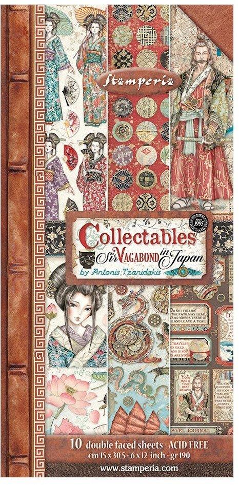 Collectables, Sir Vagabond In Japan