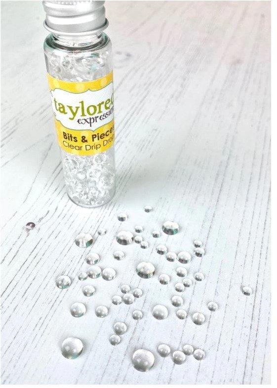 Bits & Pieces, Clear Drip Drops
