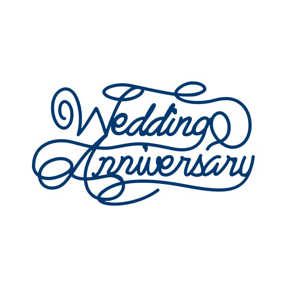 Die, Wedding Anniversary