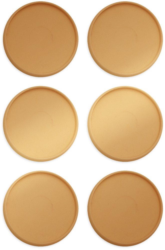 Crop-A-Dile Planner Discs, Disc Power Punch - Gold (9 Piece)