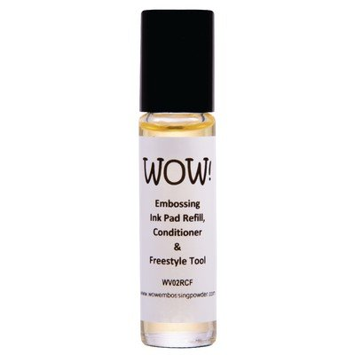 WOW! Ink Pad Refill, Conditioner & Freestyle Tool