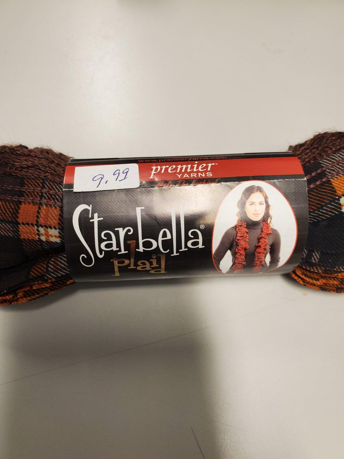 starbella plaid