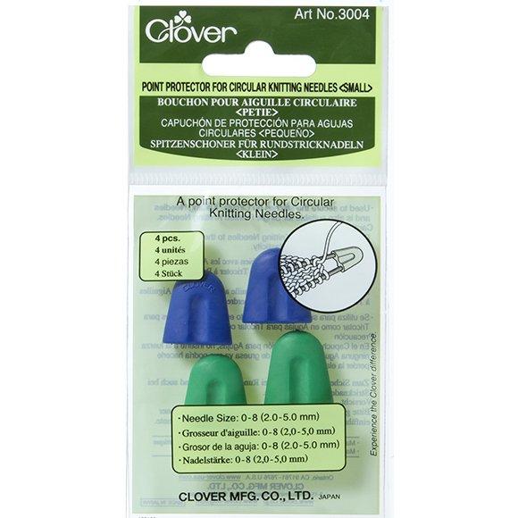 Clover Circular Point Protectors - Small