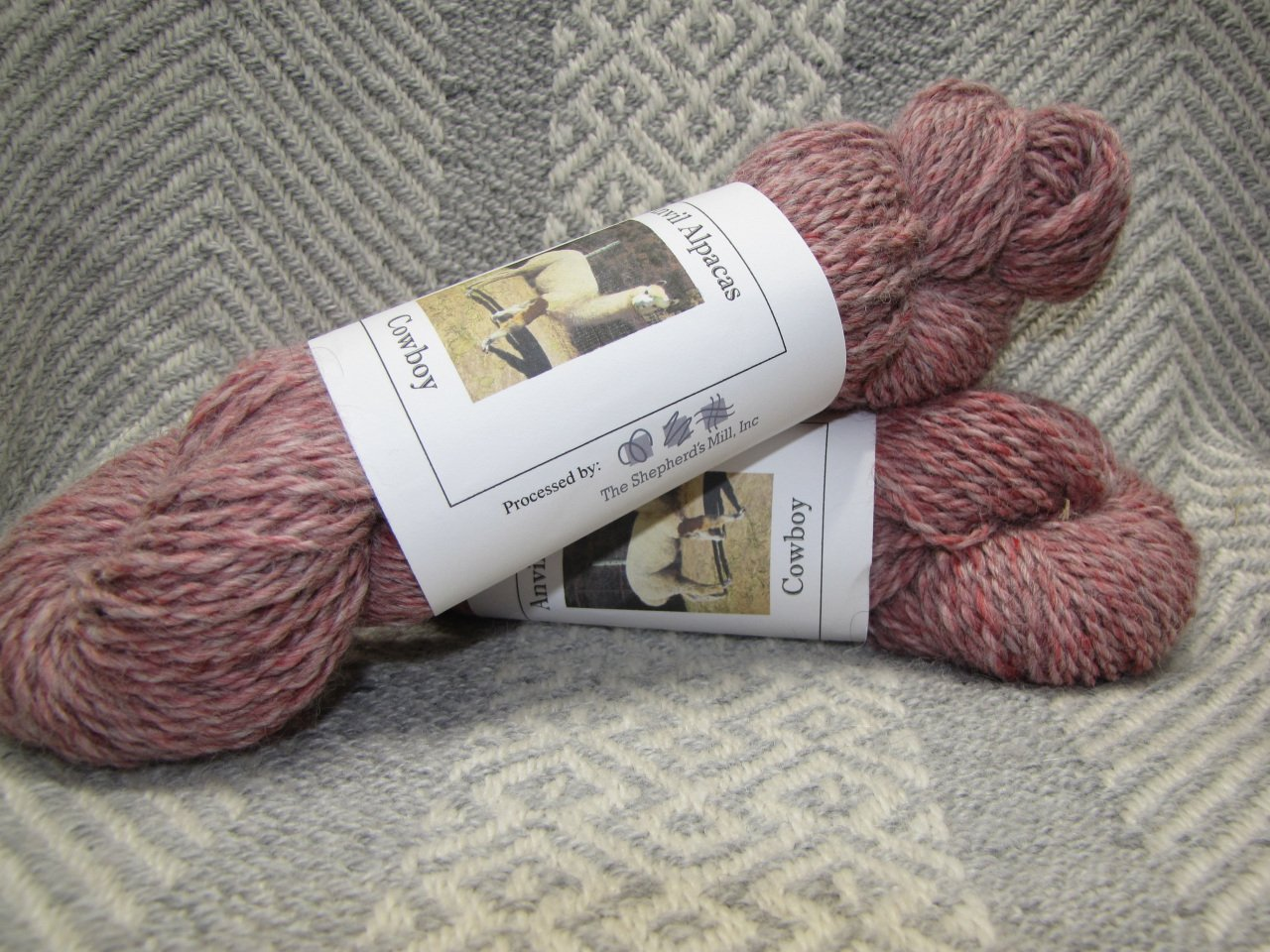Cowboy, 2 Ply Worsted