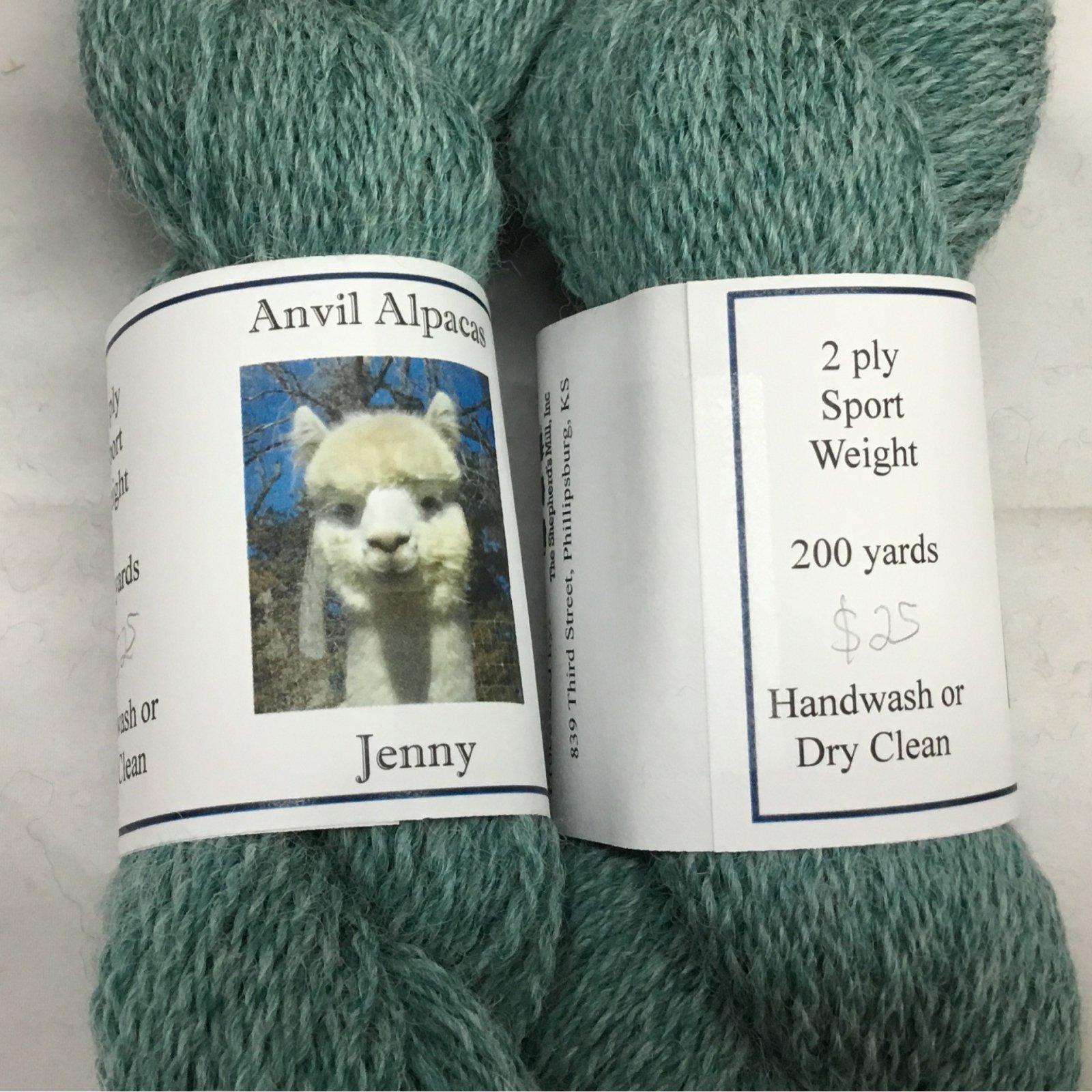 Jenny (2 Ply Sport)