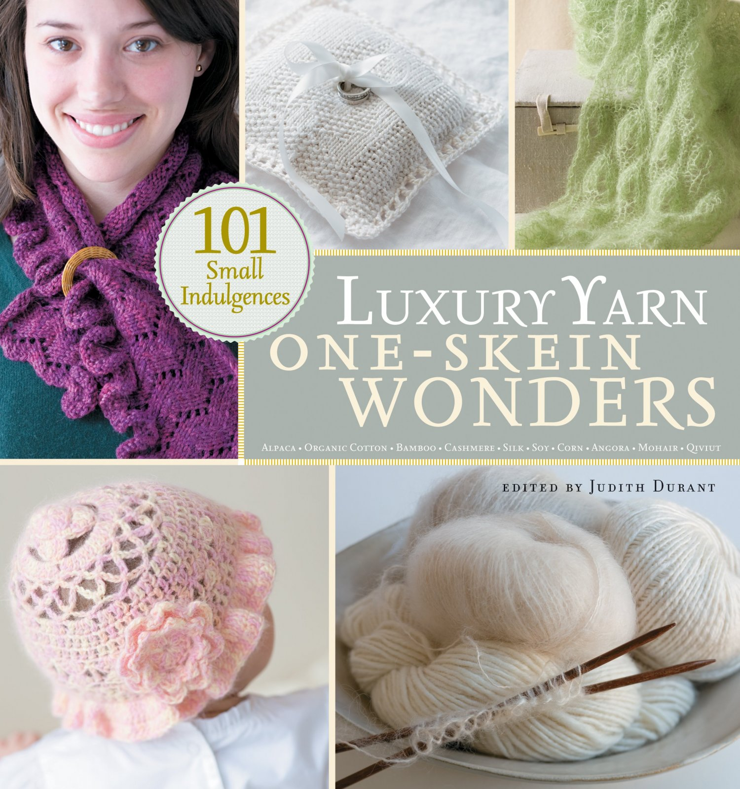 Luxury Yarn One Skein Wonders