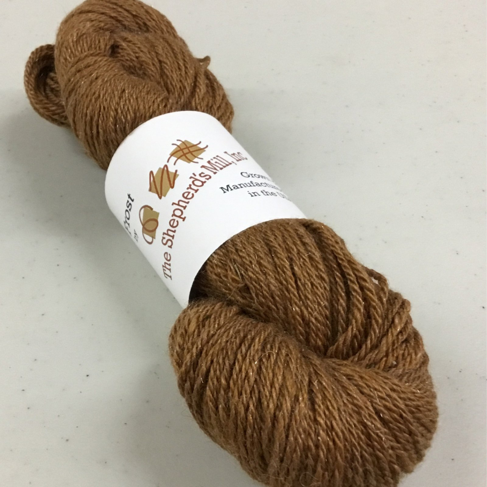 Frost Skein Honey Wheat - Worsted