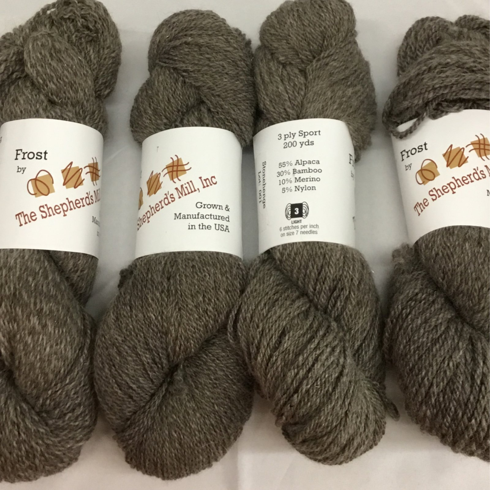 Frost Skein Stonehenge - Lace