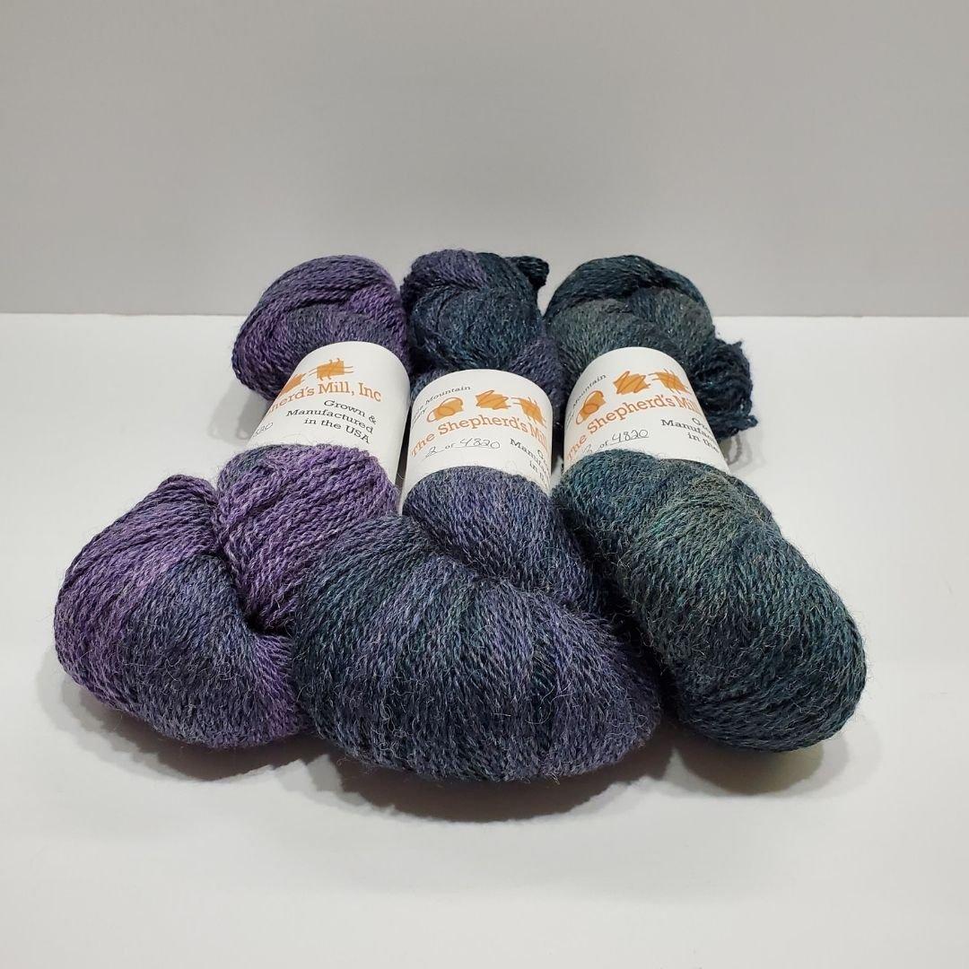 Purple Mountain Majesty 4820
