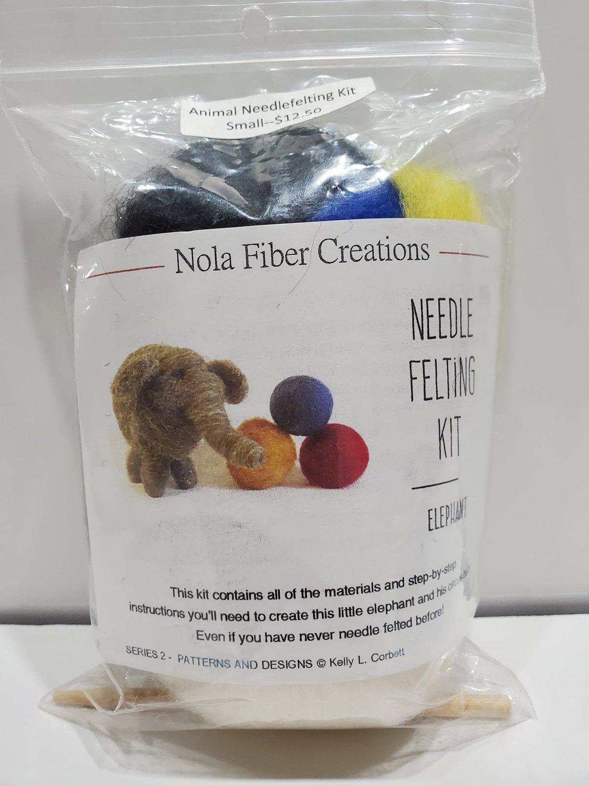 Small Animal Needle Felting Kits