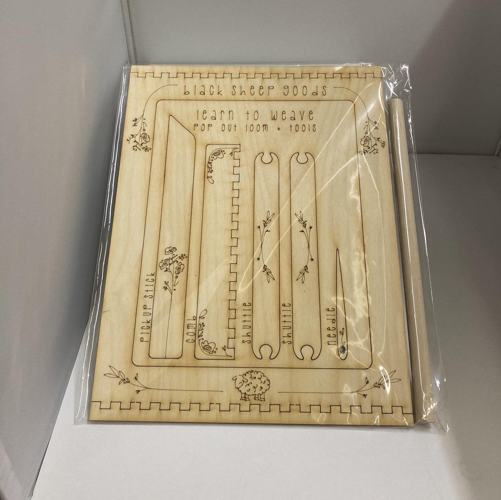 BSG Tapestry Weaving Kit