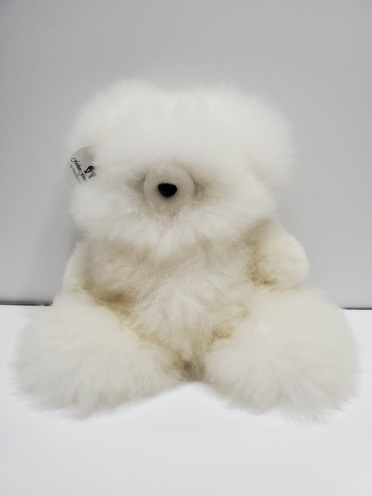 Alpaca Critter Bear