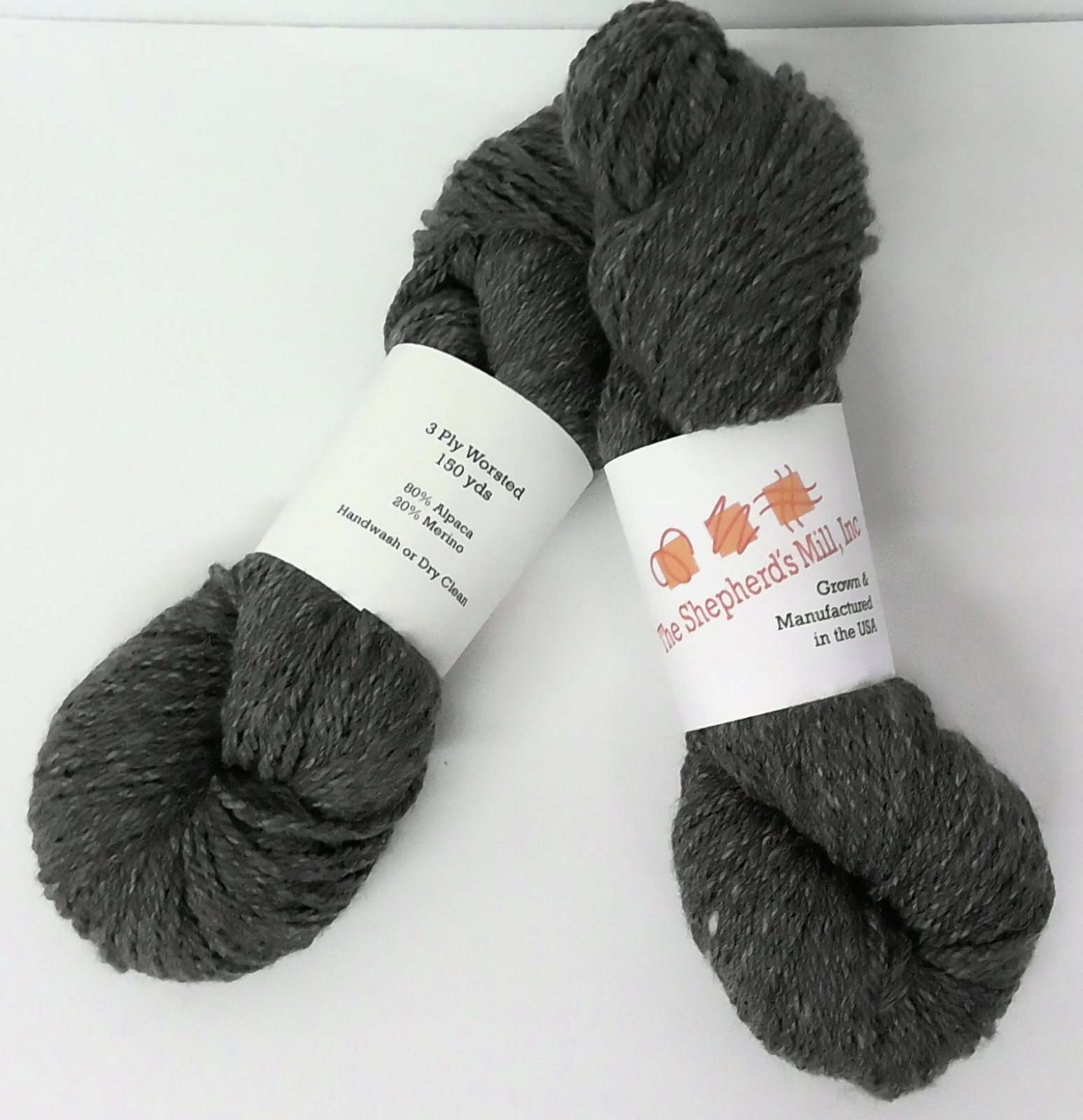 80A20M3pw  3Ply Worsted