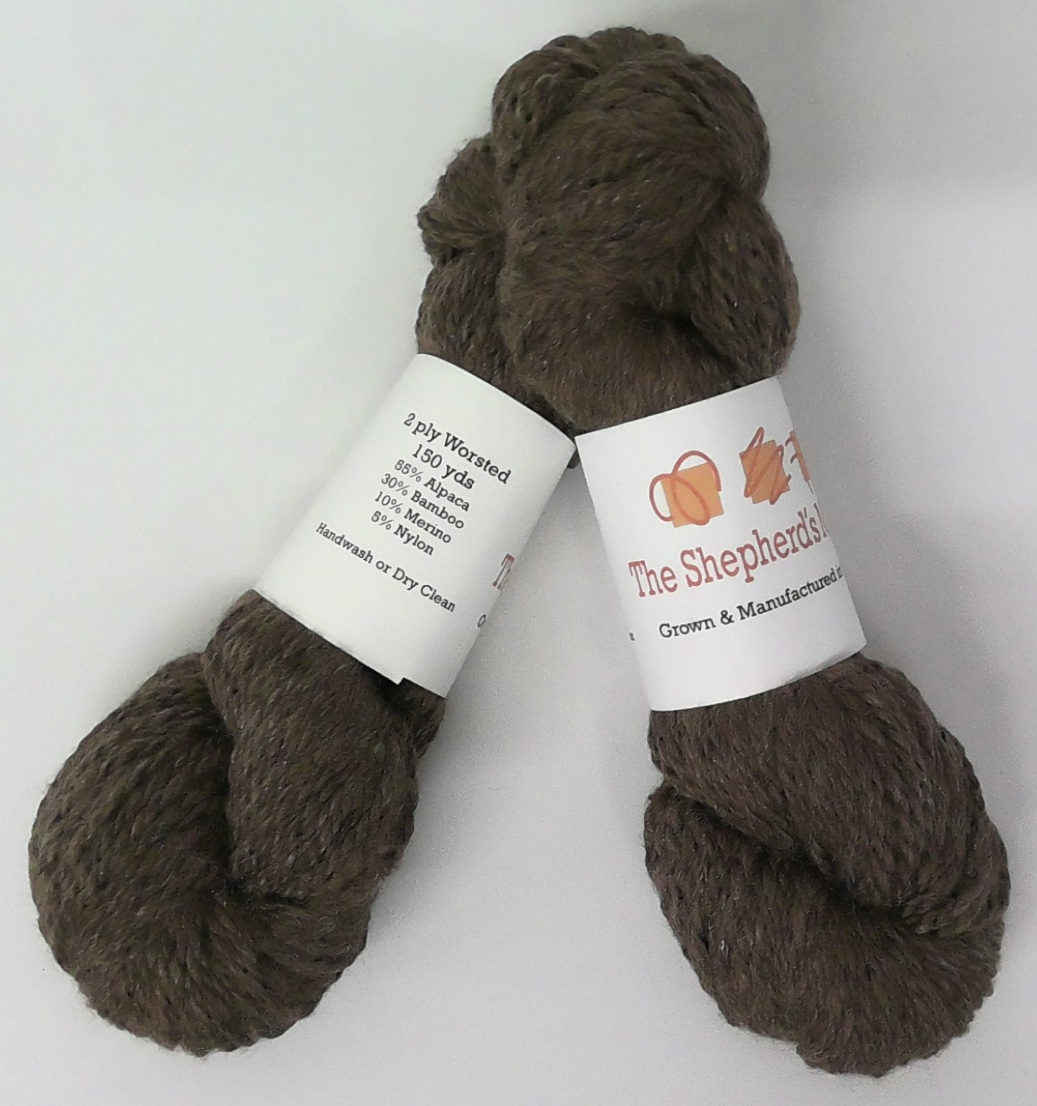 55A30B10M5N     2 Ply Worsted