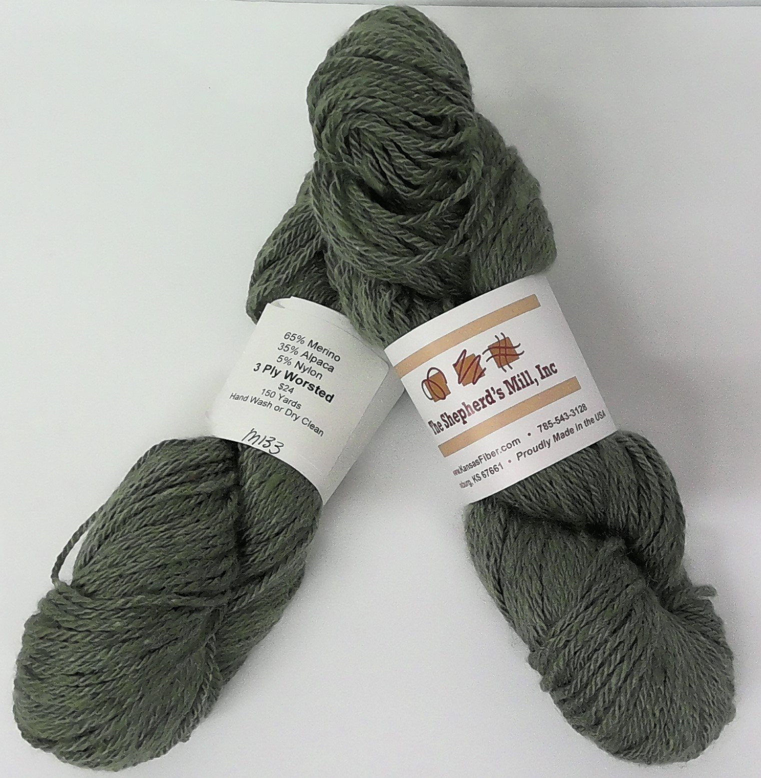 3 Ply Worsted