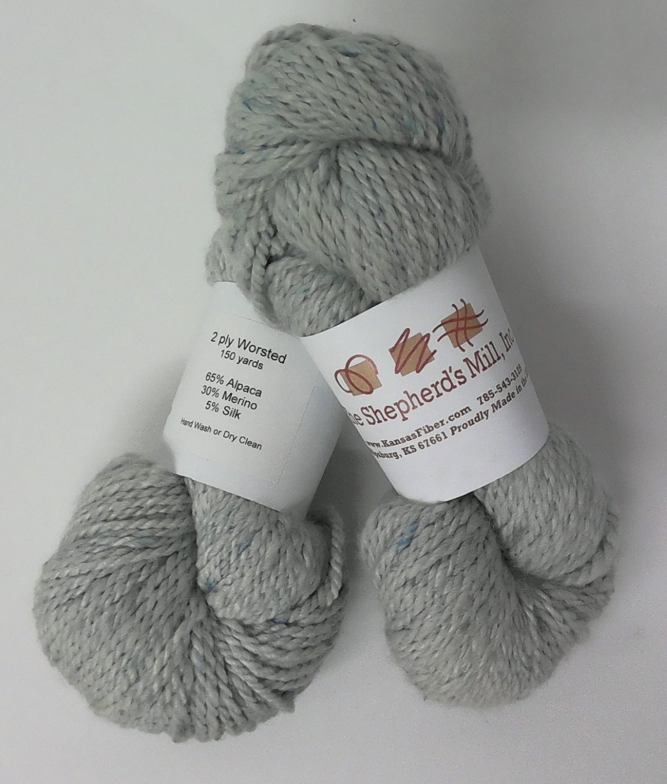 60A30M5S2W      2 Ply Worsted