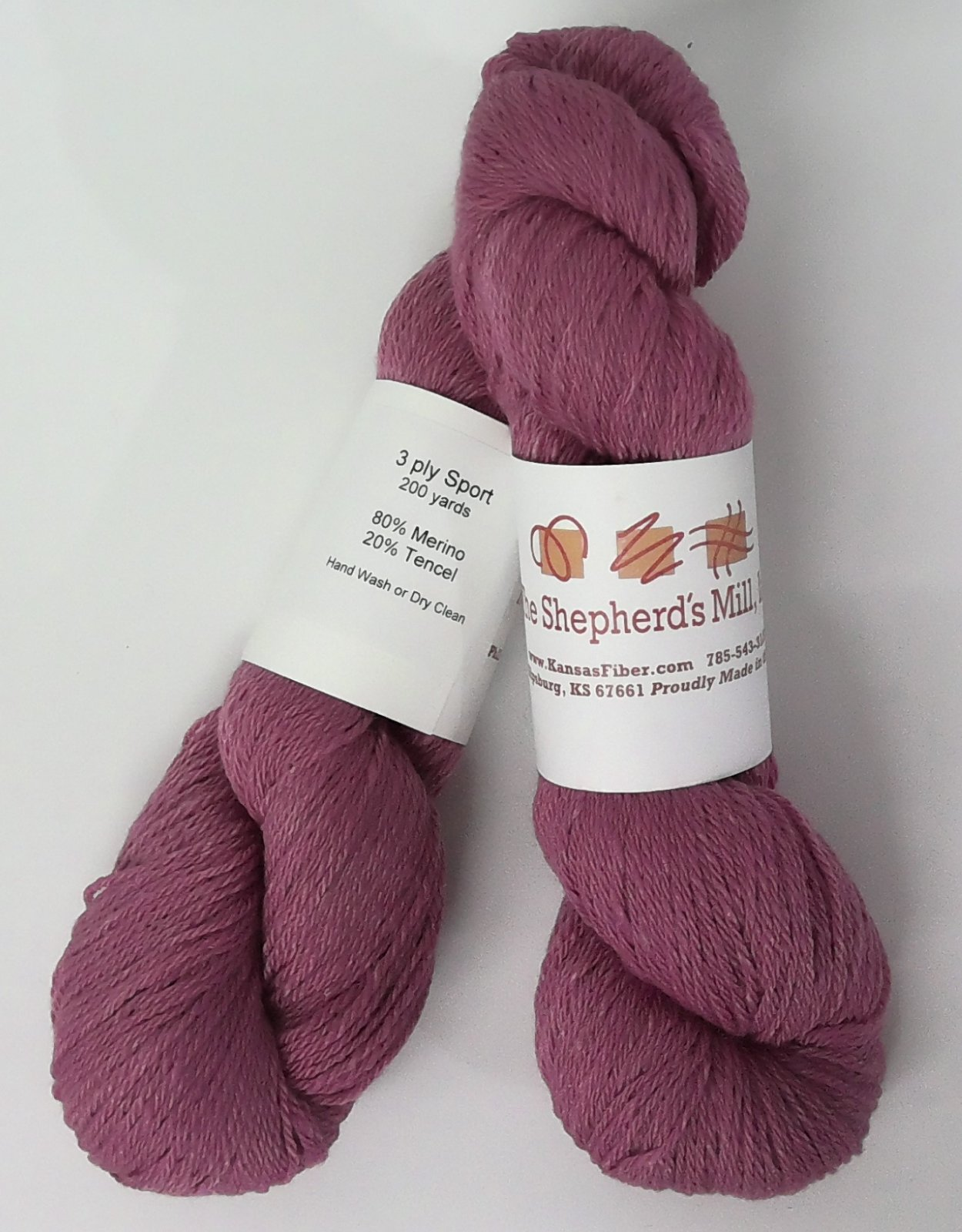 80M20T   3 Ply Sport   Assorted